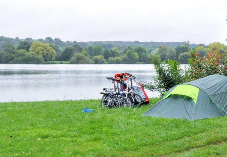 7 destinations de cyclocamping en famille