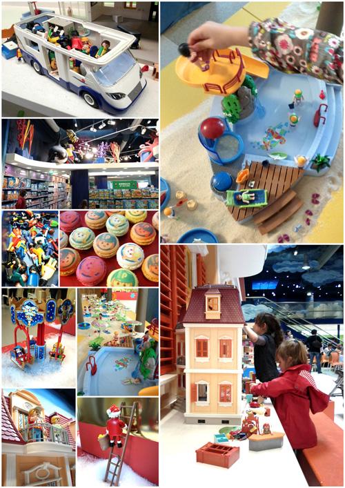 Funpark Playmobil