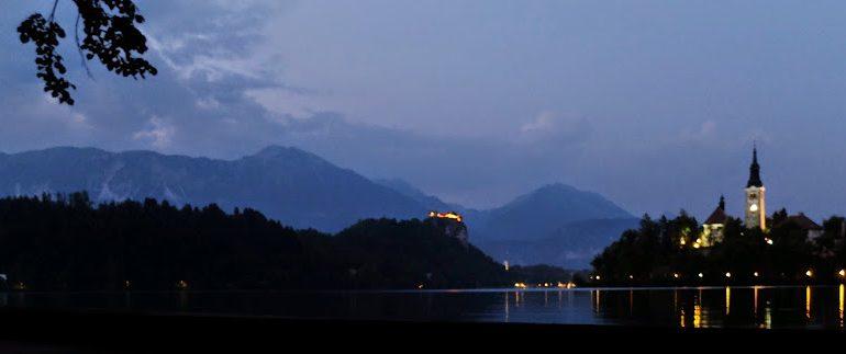 lac de bled en slovénie