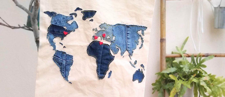 tuto-sac-carte-monde-tissu-jeans