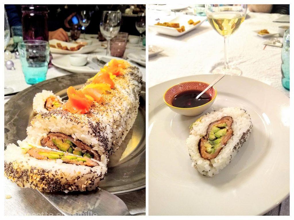 entree-repas-noel-original-futomaki-geant