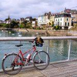 La Bretagne à vélo, de Rennes à Saint-Malo