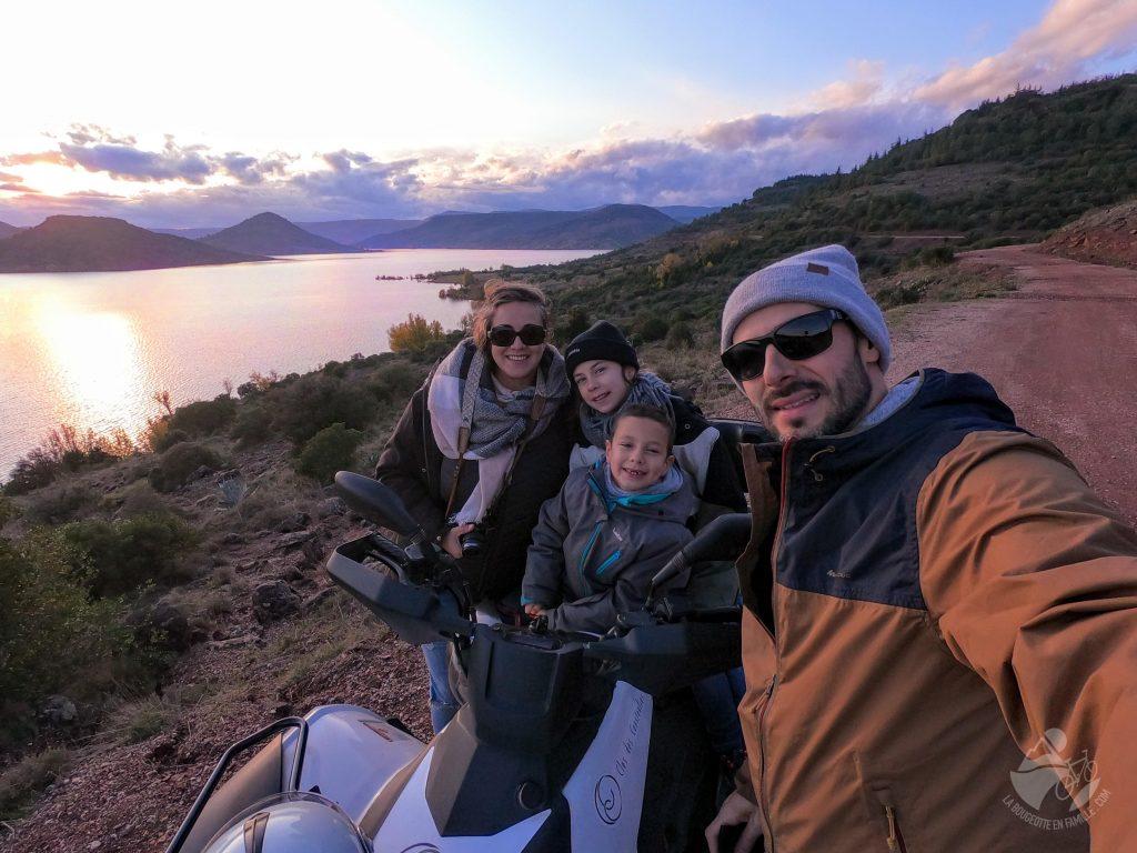 famille-quad-lac-salagou