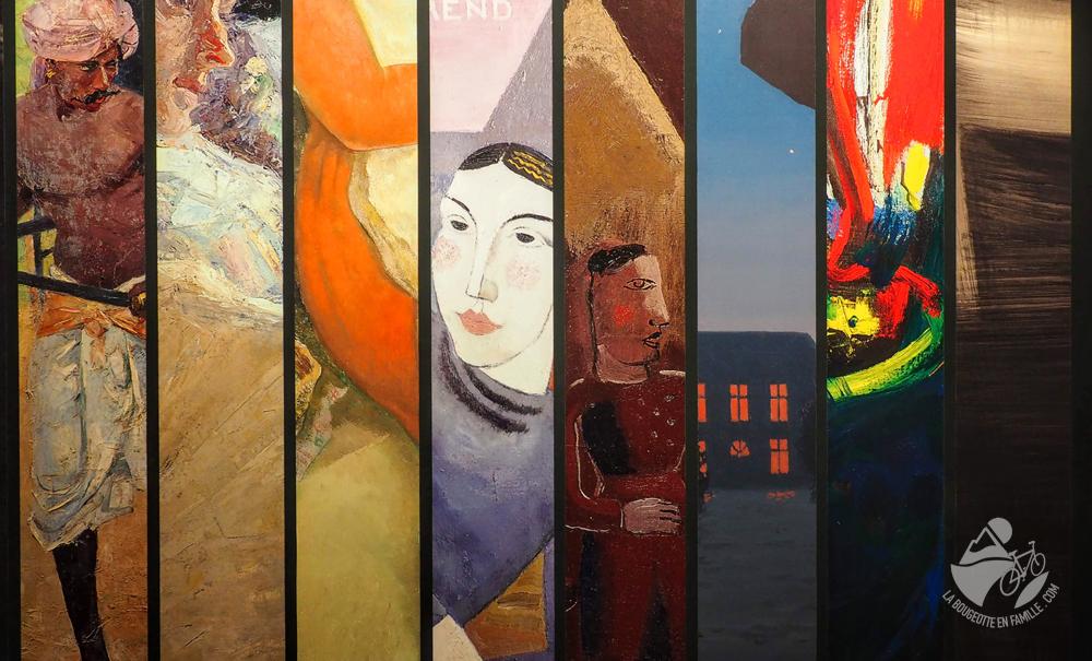 musée de lodeve exposition temporaire peinture contemporaine