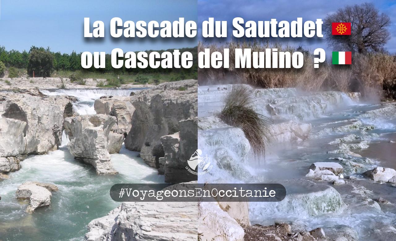 cascade, gard, italie