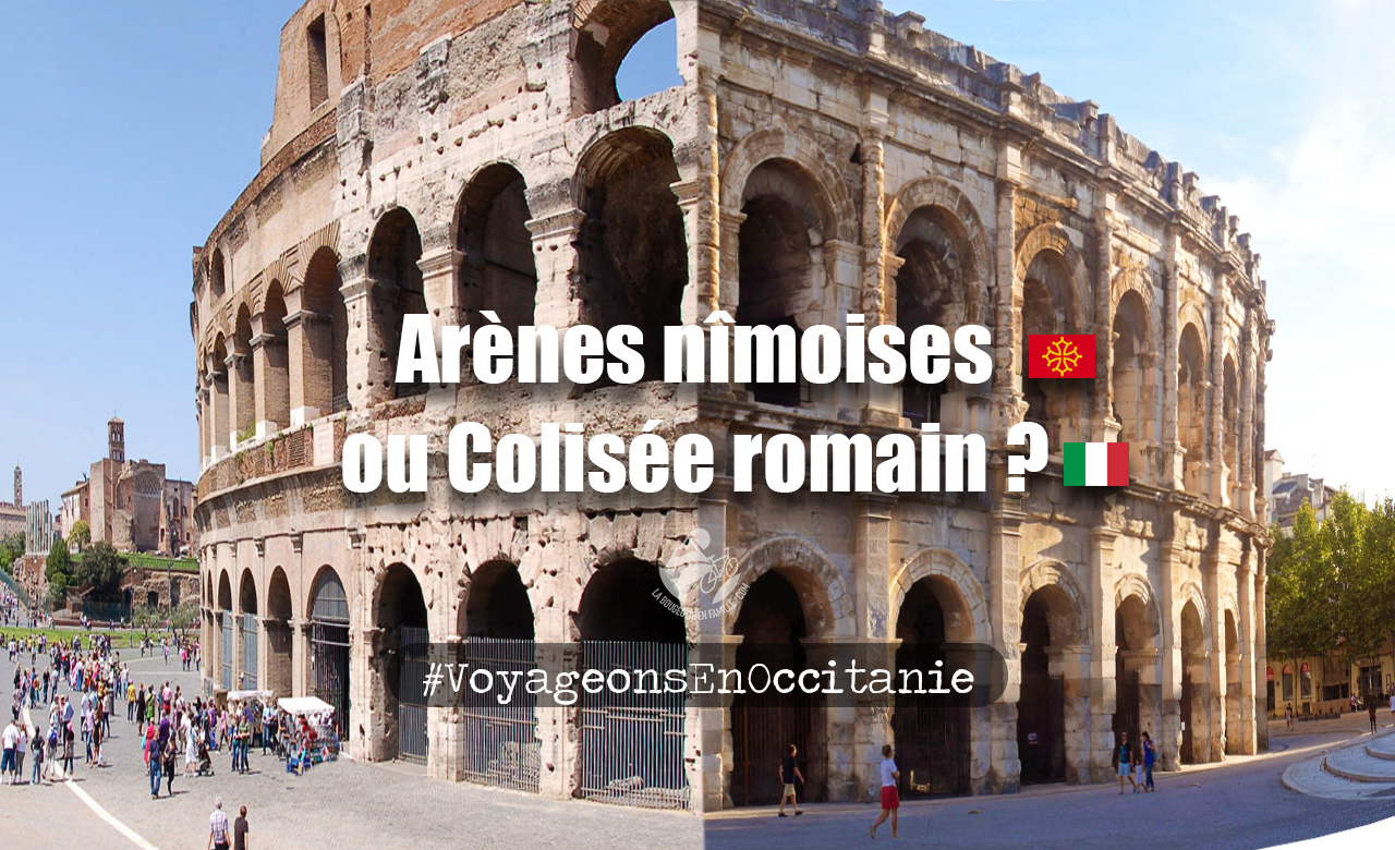 arenes, nimes, colisee, rome