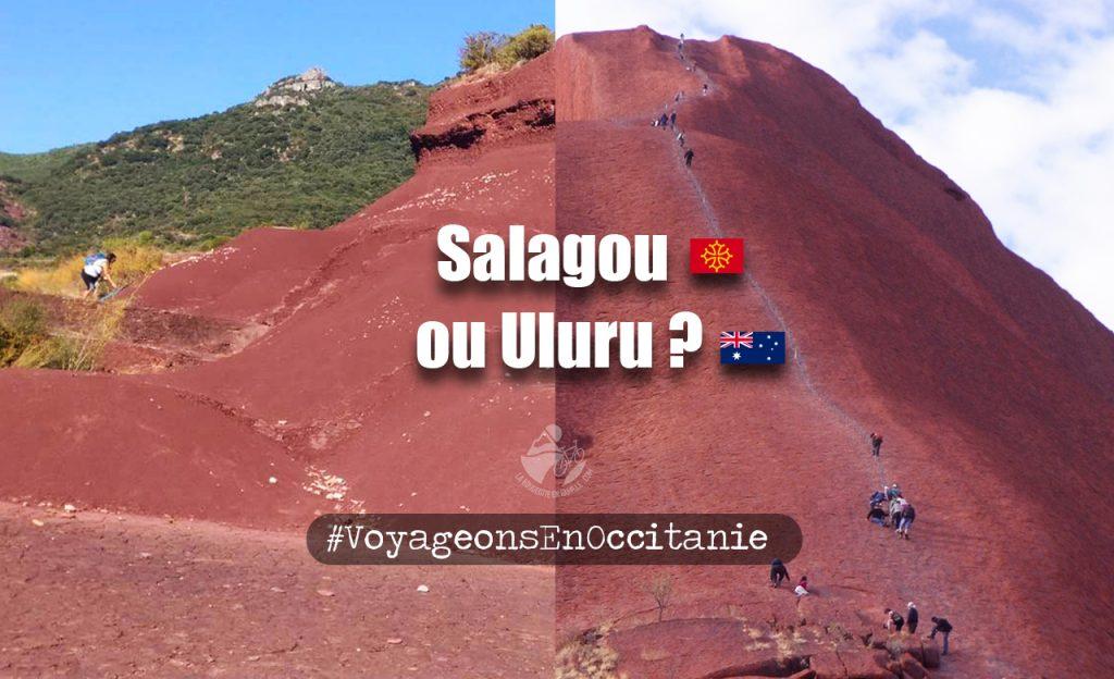 voyage, occitanie, montagne, ruffes, terre rouge, salagou, australie
