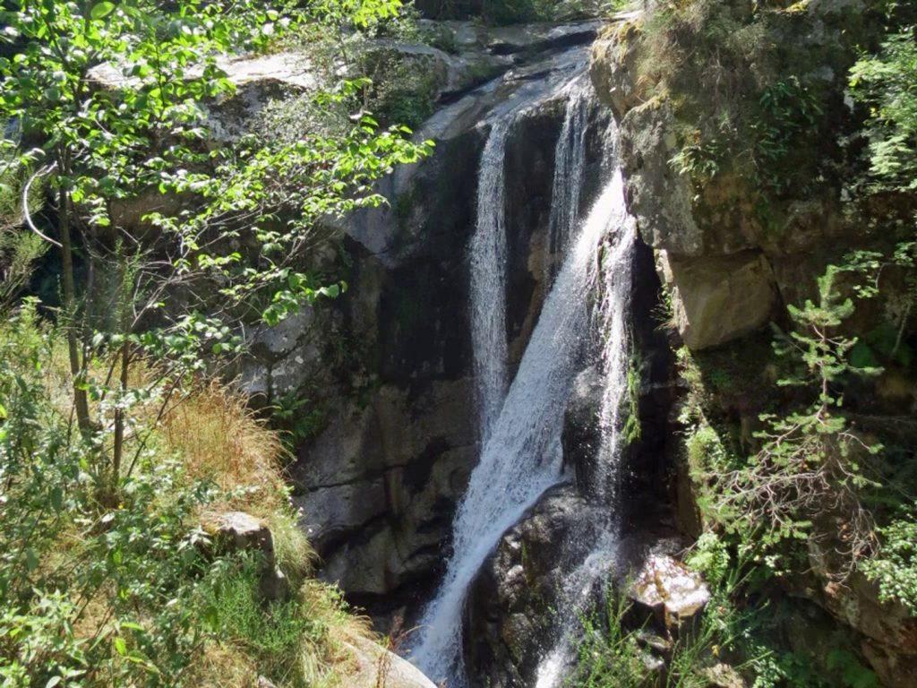 cascade des anglais, canigou, pyrénées orientales