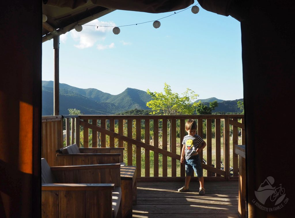 montagne, caroux, camping, lodge